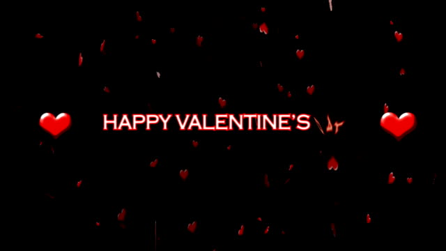 Happy Valentine video
