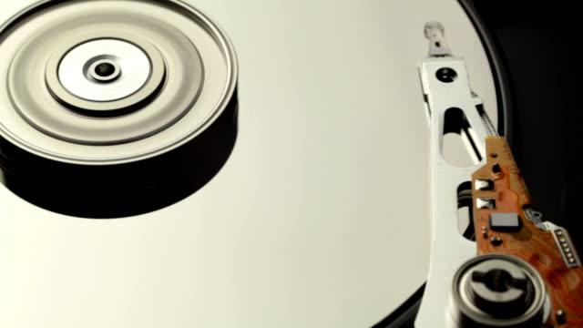 hard disk drive hardware video