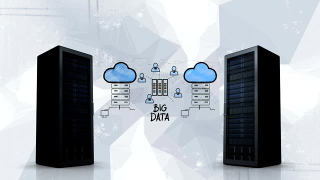 Hard drive for cloud storage network