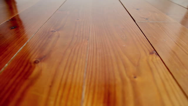 stockvideo's en b-roll-footage met dolly: hardwood floor - ornaat