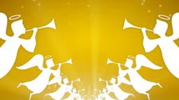 Hark The Herald Angels Sing Stock Video Download Video Clip Now