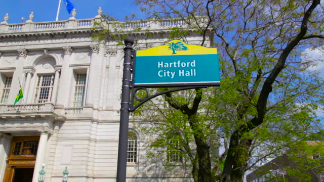 Hartford, CT Downtown Hartford, CT Downtown connecticut stock videos & royalty-free footage