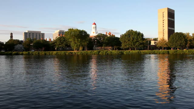 Harvard reflecting on the Charles River video