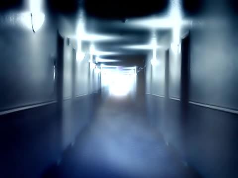 Haunted Hallway video