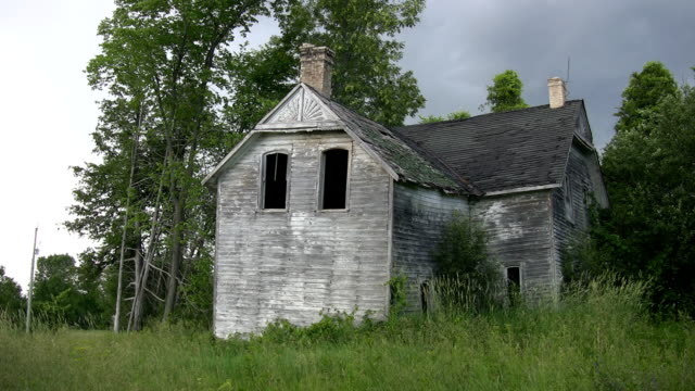 Haunted house. video