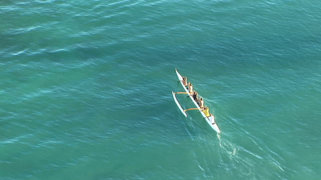Hawaii outrigger video