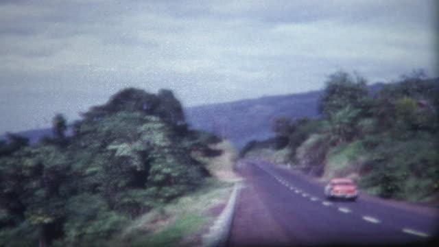 Hawaii Road Vintage 1960's video