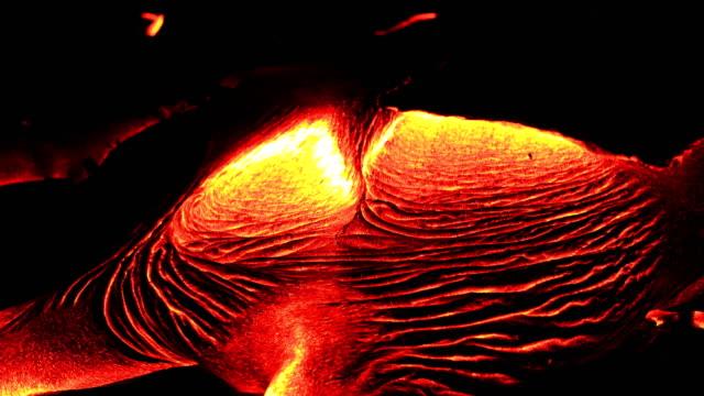 hawaiʻi-volcanoes-nationalpark - vulkan stock-videos und b-roll-filmmaterial