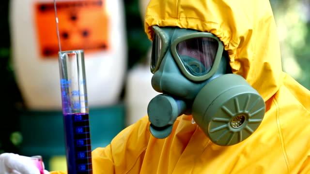 Hazardous materials video
