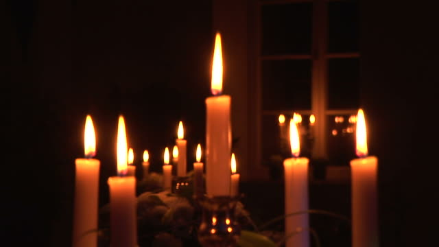 HD1080i Candlestick video