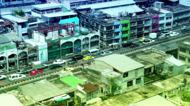 HD:City view video