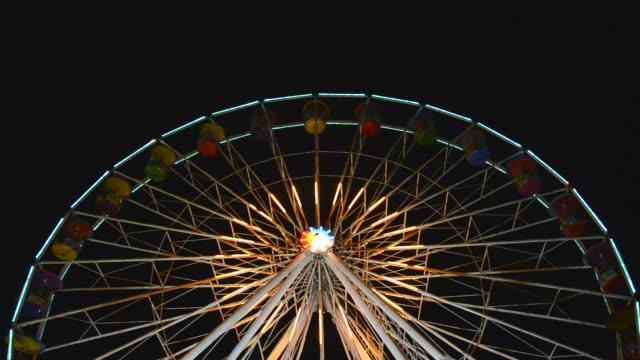 HD:Ferris Wheel at Carnival video