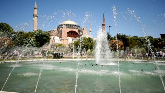 HD:Hagia Sophia video