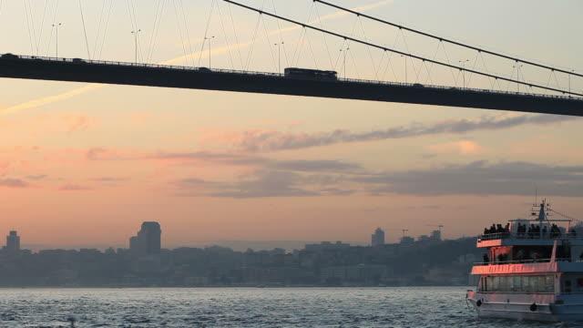 HD:Istanbul Bosphorus Bridge