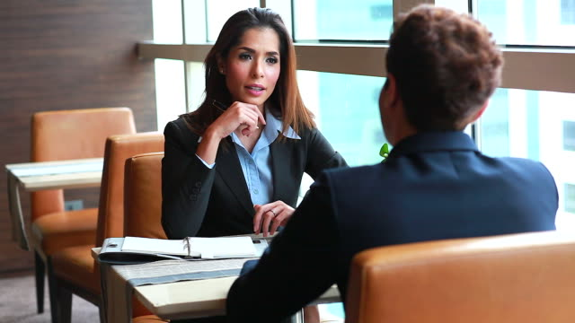 HD:Job interview More similar concept. job interview stock videos & royalty-free footage