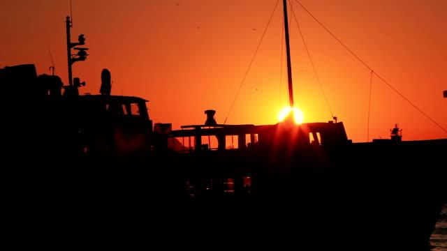 HD:Passanger Ship Istanbul TURKEY video