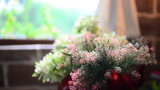 HD:Vintage flower video