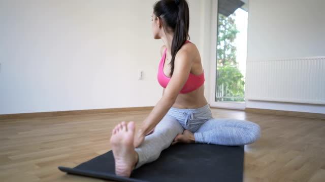 Head-To-Knee Forward Bend - Janu Sirsasana video