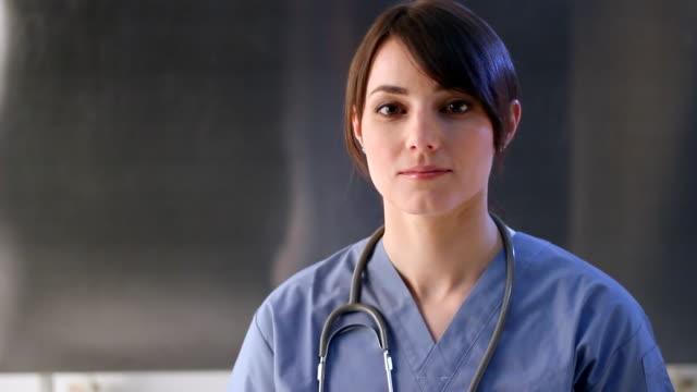 Healthcare worker. video