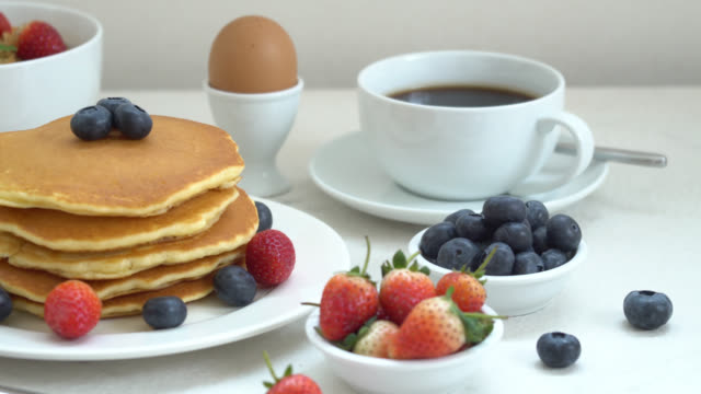 Healthy Breakfast set video