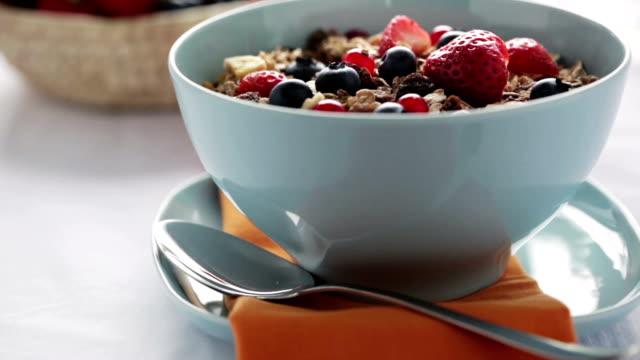 Healthy Breakfast video
