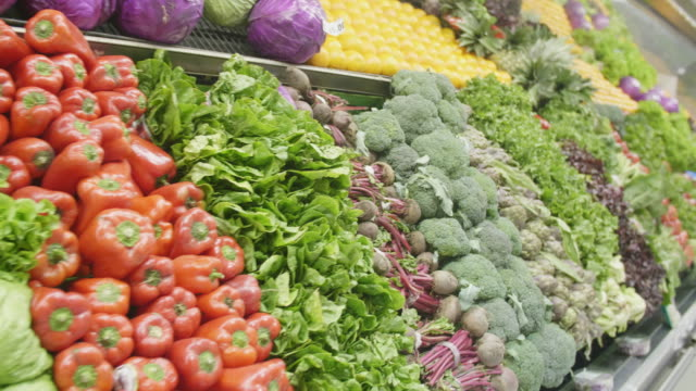 healthy food - roślina filmów i materiałów b-roll