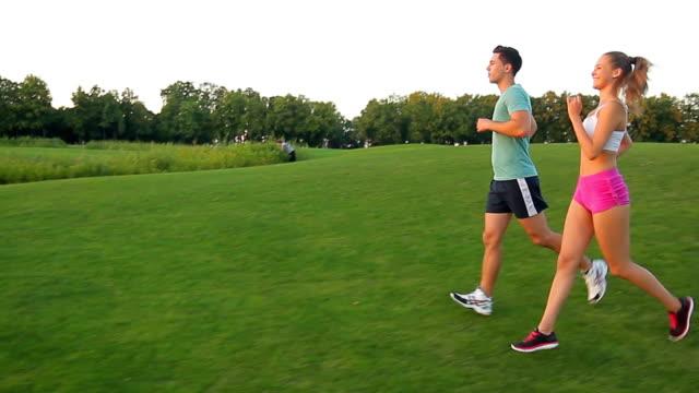 hälsosam livsstil. - tävlingsdistans bildbanksvideor och videomaterial från bakom kulisserna