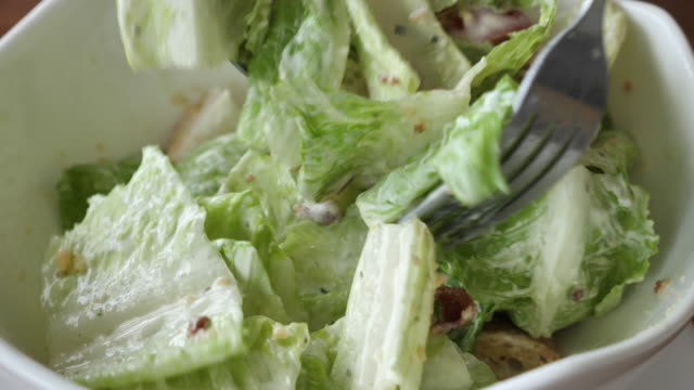 Healthy salad Healthy salad tomato salad stock videos & royalty-free footage
