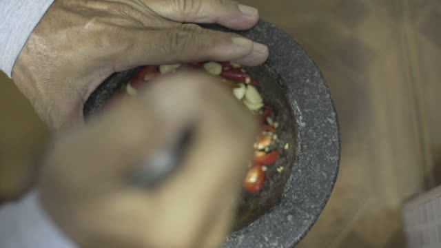 Healthy Thai Cooking video