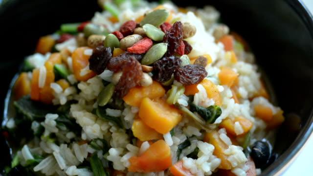 Healthy vegetable video