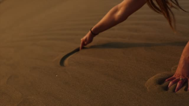 Heart in the Sand (Slow Motion)