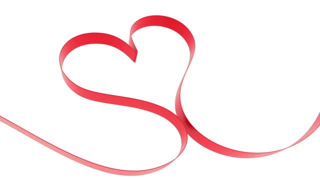 Heart Ribbon video