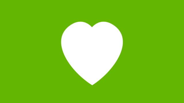 ハート型 - 心臓点の映像素材/bロール