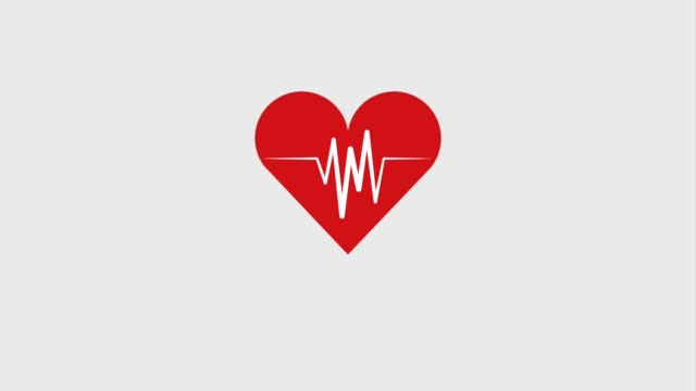 vídeos de stock e filmes b-roll de heartbeat pulse cardiology drop blood healthcare - blood donation