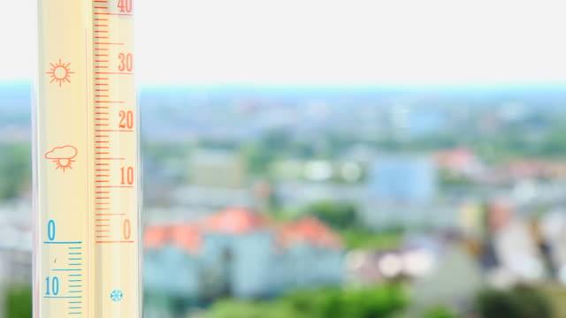 vidéos et rushes de la chaleur à l'extérieur - canicule