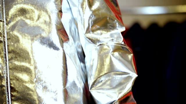 Heat protective suit video