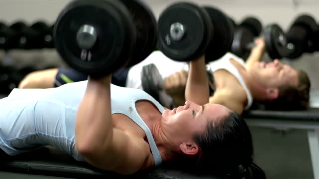 heavy action - strength training stock videos & royalty-free footage
