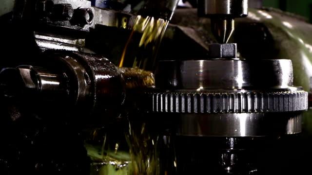 Heavy industry - industrial gear video