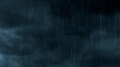 vidéos et rushes de forte pluie - pluie