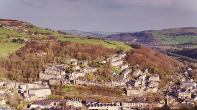 Hebden Bridge from Above video