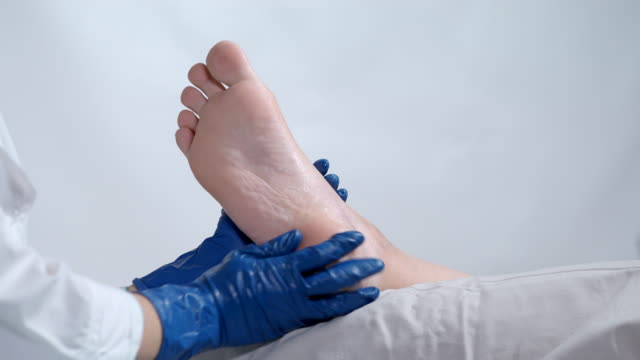 Heel treatment video