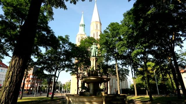 Heinrichsbrunnen in Braunschweig video