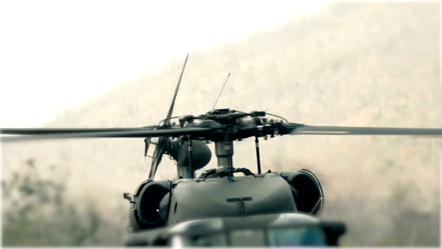 Helicopter Black Hawk