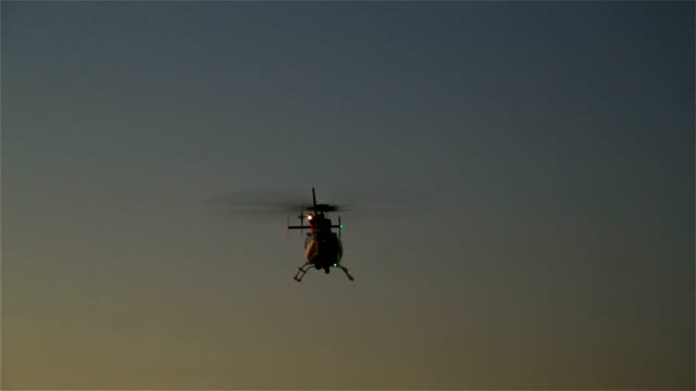 ヘリコプター - ヘリコプター点の映像素材/bロール