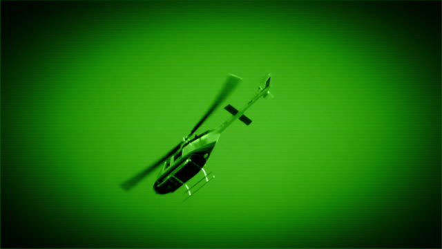 Helicopter Helicopter night vision - 720 HD medevac stock videos & royalty-free footage