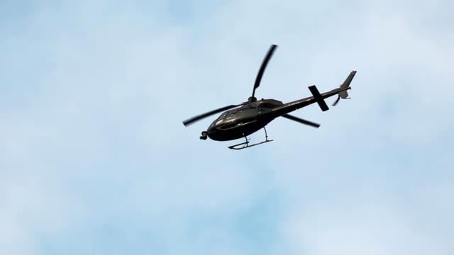 テレビのヘリコプター - ヘリコプター点の映像素材/bロール