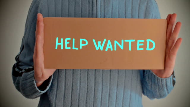 Help wanted video