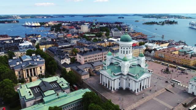 flyg helsingfors - finland bildbanksvideor och videomaterial från bakom kulisserna