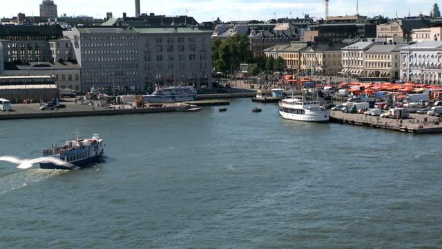 helsinki harbour - finland bildbanksvideor och videomaterial från bakom kulisserna