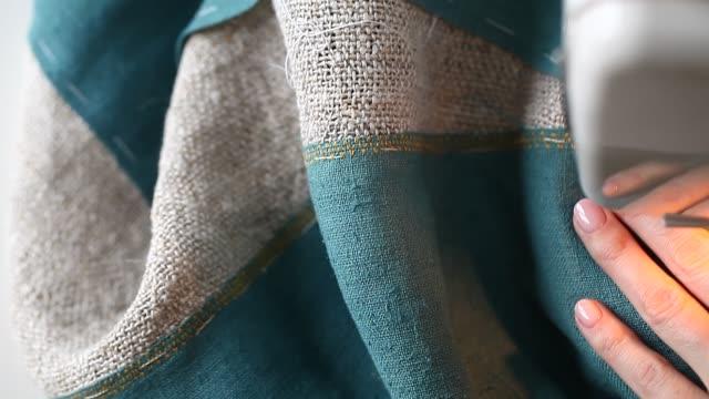 hemp fabric sewing video